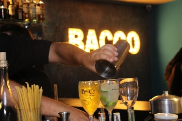 Bacco Lounge @ Victory Business