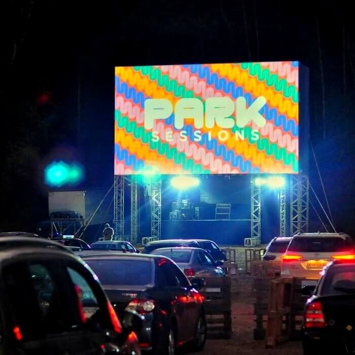 Park Sessions Drive-in