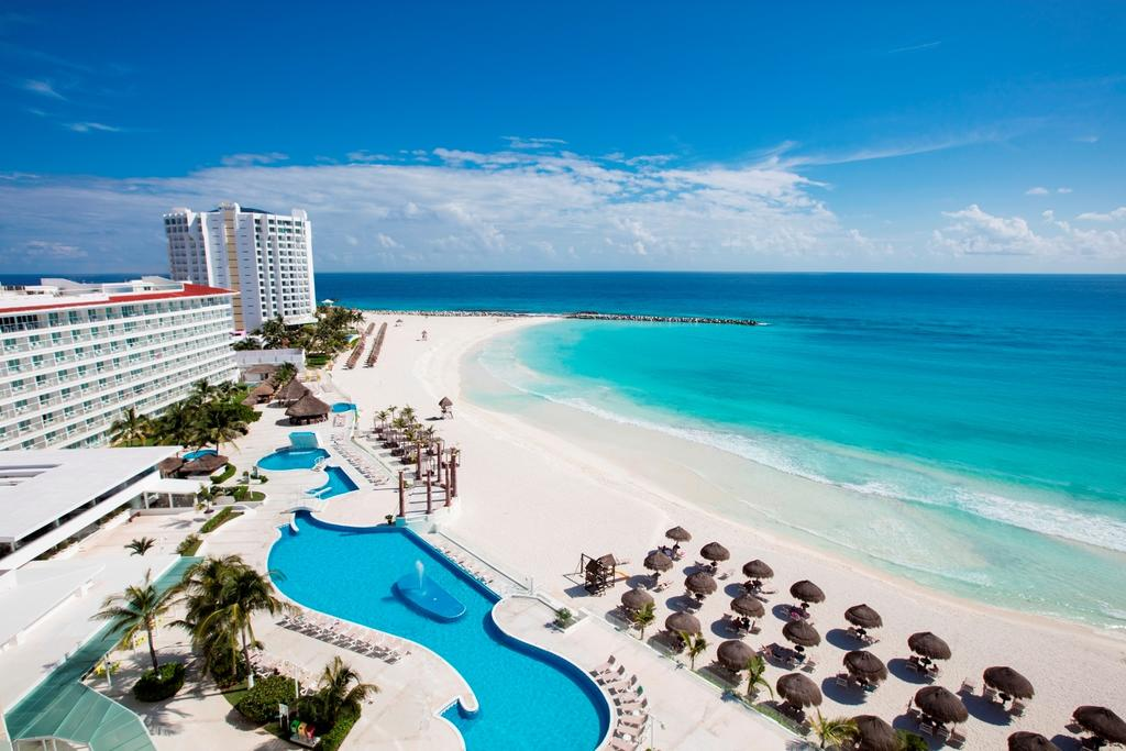 Delivery much te leva para cancun