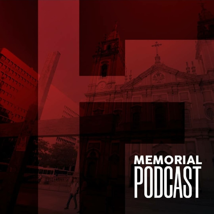 Memorial Podcast, do Memorial da República Presidente Itamar Franco